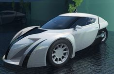 the Alias, a $30,000 electric vehicle