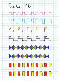 Corner Drawing, Notebook Drawing, Form Drawing, Graph Paper Drawings, Graph Paper Art, Blackwork, Zentangle, Letters For Kids, Fall Preschool