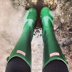 Are your wellies too big? — The King's Centre
