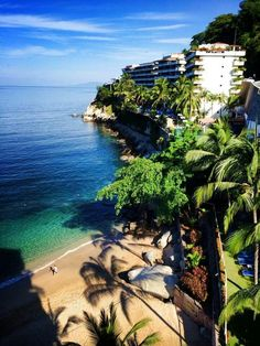 Puerto Vallarta's blue water and sunshine is waiting for you! #Funjet