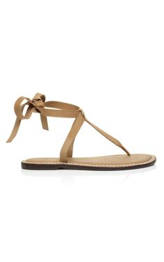 Bernardo tie sandals