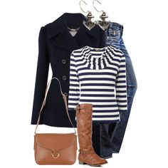 Carmel Boots and Stripes :)