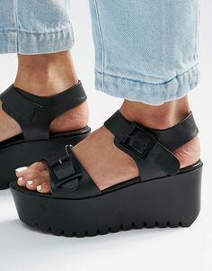 ALDO Flatform Strap Sandals