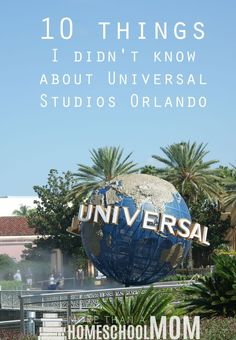 10 Things You May Not Know about Universal Orlando  Request a quote for your next vacation from Destinations in Florida at  http://destinationsinflorida.com/pinterest