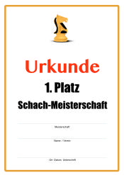 Die 134 Besten Bilder Von Urkunden Award Certificates Chess Und
