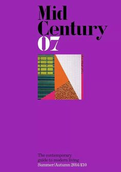 New issue out soon. Great magazine for lovers of Midcentury.