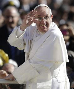 Pope Francis' Inauguration Mass Homily