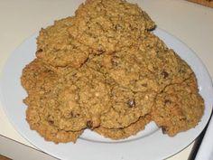 pantry living: Monster Cookies (GF)