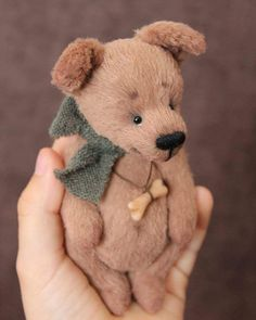 Could be needle felted