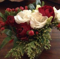 My bouquet flower samples