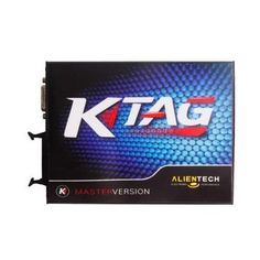 Buy V2.11 FW V6.070 KTAG K-TAG ECU Programming Tool Master Version with Unlimited Token Get Free ECM with18475 Driver