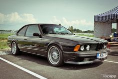 E24 | BMW E24, Open Track XXXVIII, Pärnu Auto24Ring, Estonia… | Flickr