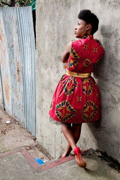 Black Girls Killing ItShop BGKI NOW  cute -- I don't care who is killing it I want this dress!  #red