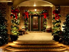 outdoor christmas party decoration ideas decorating of party - Christmas Party Decorations