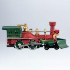 2012 Lionel  Nutcracker Route Christmas Train #17 Ornament