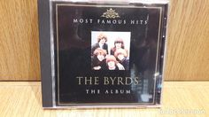 MOST FAMOUS HITS. THE BYRDS / THE ALBUM. SOLAMENTE CD 1 / CALIDAD LUJO.