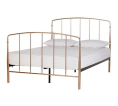 Buy Collection Aurelie Double Bed Frame   Rose Gold At Argos.co.uk   Your  Online Shop For Bed Frames, Beds, Home And Garden.