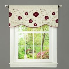 Image result for curtain valances