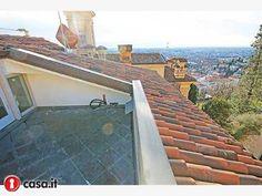 terrazzo sul tetto spiovente - Cerca con Google | Terraces ...