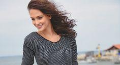Un pull résille tendance à tricoter - Prima