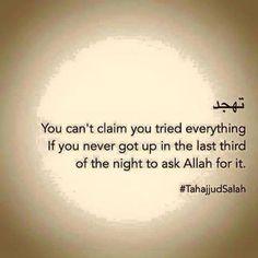 """How do I pray Tahajjud? Is there any dua to say before starting?"" Learn all about #Tahajjud:"