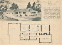 3fc78dfd7410df3177371a0449e78765 ranch home plans vintage house plans mid century modern house plans 1950 modern ranch style house,1950 Ranch House Plans