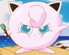 Jigglypuff does NOT approve! Pokemon Jigglypuff, Pokemon Funny, All Pokemon, Pikachu, Pokemon Universe, Lego, Urban Legends, Super Smash Bros, Reaction Pictures