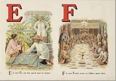 alphabeth, alfabet, . Báli, oude prenten, oude foto's, old pictures Bali, Dutch East Indies, Alphabet, Javanese, My Roots, Southeast Asia, Colours, Island, History