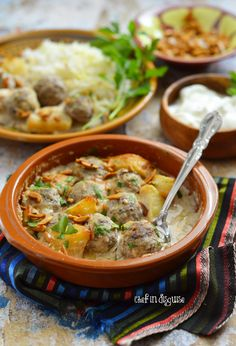 The ultimate tahini kofta recipe. Tangy, nutty and irresistable