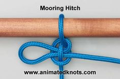 Tutorial on Mooring Hitch Tying