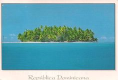 Postcrossing postcard received May 2015 from the Dominican Republic.
