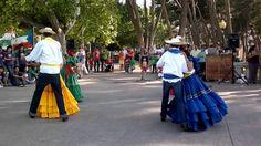 La polka de la Rosa Danza folklorica de Honduras.