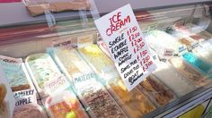 Plenty of flavours of ice cream to choose from Market Place arrives in Carlisle to celebrate Easter! Wednesday 1st - Bank Holiday Monday 6th April 2015
