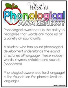 Image result for free classroom clip art for phonemic awareness