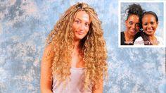 Yayas Verwandlung: Aus stark geschädigtem, abgebrochenen Haaren werden l...
