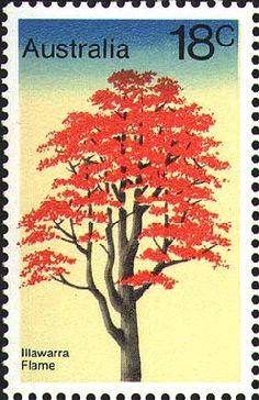Australia stamp - 1978