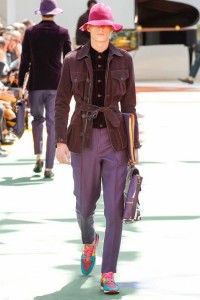 The Working Man: Taking Cues from Burberry Prorsum Spring 2015