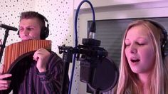 Halleluja  - Panflöte David Döring & Steffi Klassen