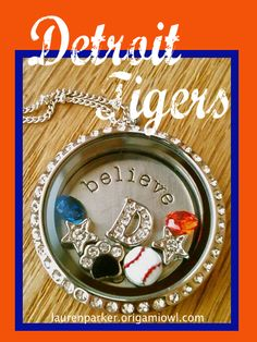 Detroit Tigers Baseball http://jessicapatterson.origamiowl.com