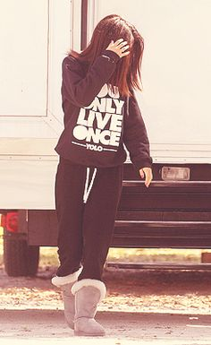 give me that sweatshirt.
