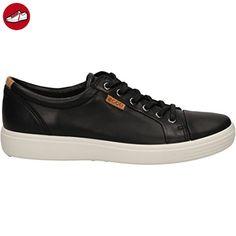 Howell, Baskets Homme - Noir (BLACK02001), 49 EUEcco