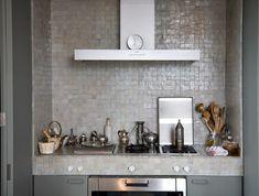 Ilse Crawfords kitchen via Lotta Agaton