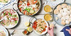 Meal-sharing mania: Tian Provençal + Tear & share bread — GreenPan Magazine