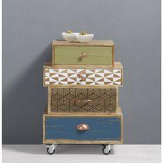 Kommode Georgia im Vintage Stil Jetzt bestellen unter: https://moebel.ladendirekt.de/wohnzimmer/schraenke/kommoden/?uid=74c78482-c2d9-5515-aeb6-4fb0e8bb324b&utm_source=pinterest&utm_medium=pin&utm_campaign=boards #schraenke #kommoden #wohnzimmer