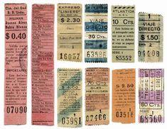 Ticket to ride. Vintage Ephemera, Vintage Paper, Printable Tickets, Hello March, Ticket Design, Typography Love, Free Graphics, Vintage Prints, Bujo