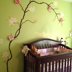 Baby Ella's room!!