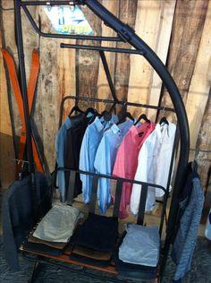 Télesièges ALTIPIC support pour gamme de vêtements