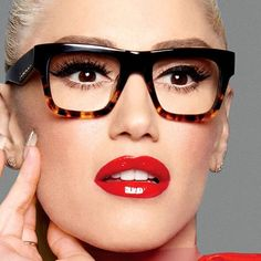 Gwen Stefani Wants You To Feel Sexy In Her New Line Of Eyeglasses