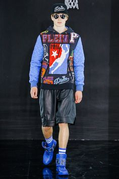 Philipp Plein Spring 2017 Menswear Fashion Show