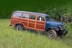 Resultado de imagen para vintage international harvester passenger wagon
